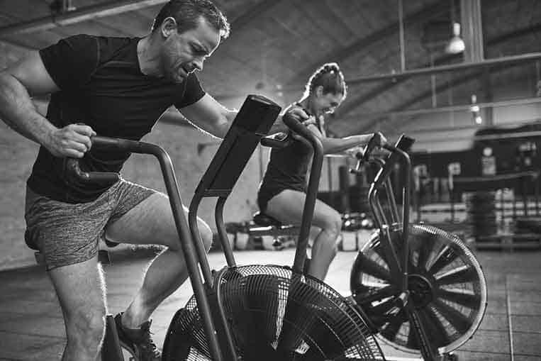 Cardio for strength training