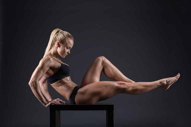 Misconception 4: Women Have Different Muscle Fibers Than Men