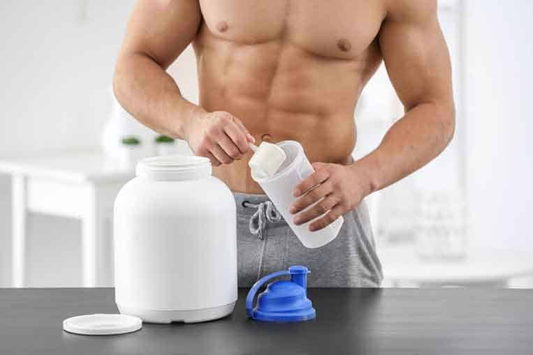correct dosage for protein powder for bodybuilders