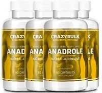 Anadrole is part of the Ultimate Stack from Crazybulk