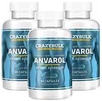 Anvarol natural alternative to steroids