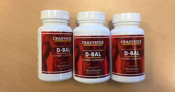 CrazyBulk Dbal reviews