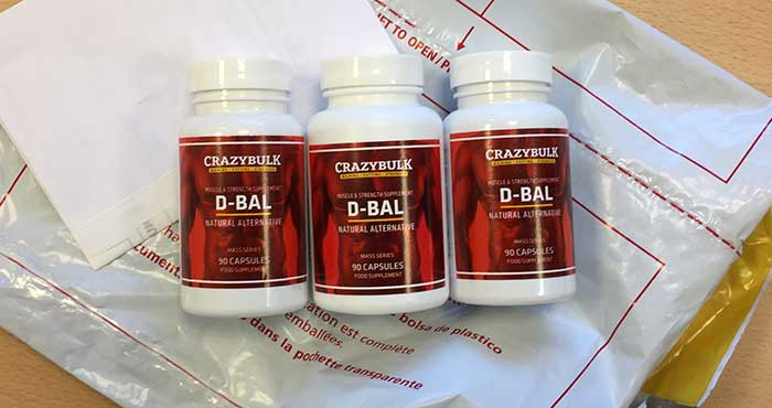 D-Bal packaging