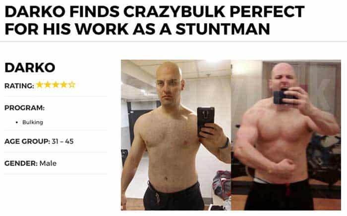 Crazybulk D-Bal real results
