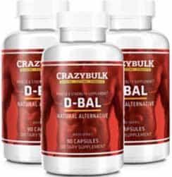 D-Bal from CrazyBulk