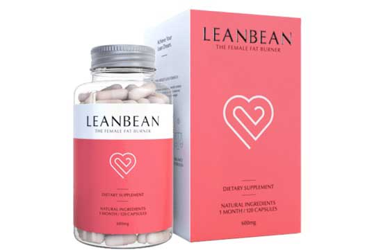 LeanBean bottle. If you can't see results you can claim the money-back guarantee