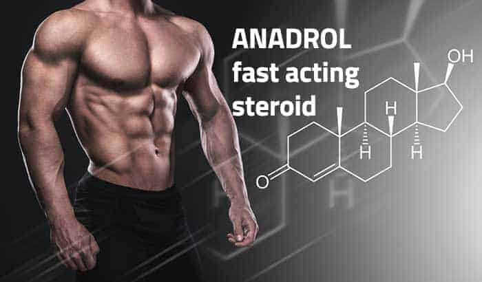 Anadrol fast acting