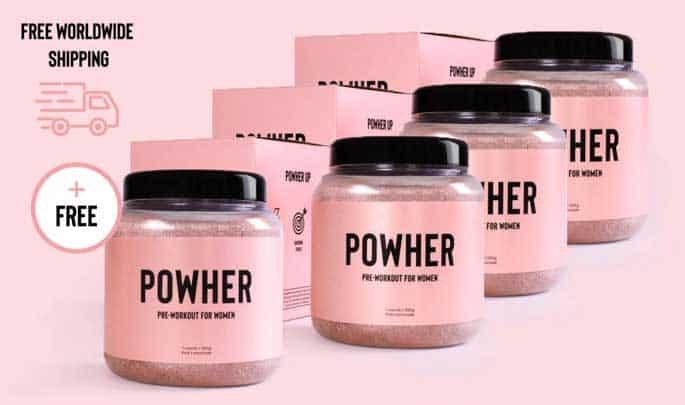 Order Powher Pre Workout