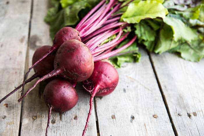 Beetroot increases testosterone