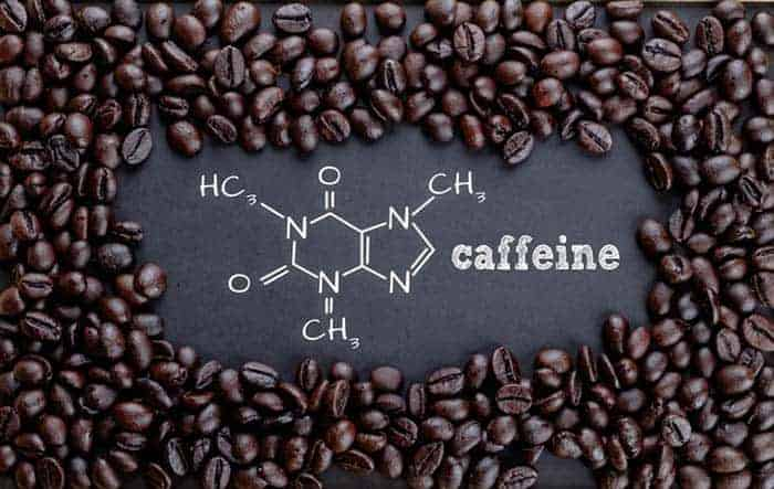 Caffeine fat burners