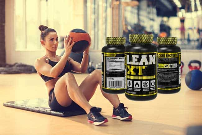 Lean XT Stim Free Fat Burner