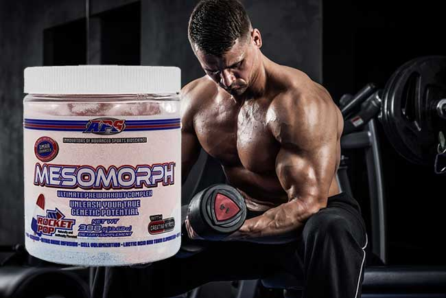 Mesomorph Pre-Workout from APS Review