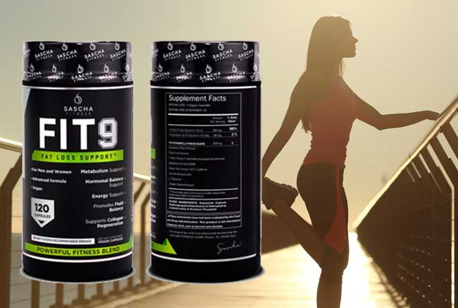 Fit9 Fat Loss Support from Sash Fitness