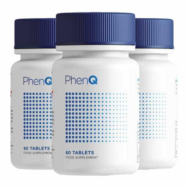 New PhenQ bottles