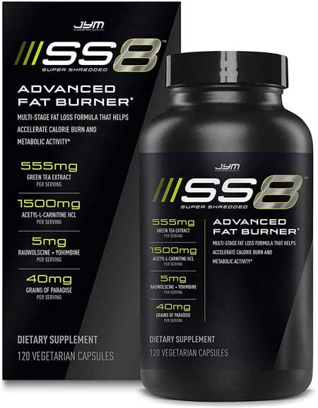 SS* Advanced fat burner