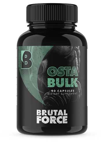 90 capsules dietary supplement OstaBulk Osterine