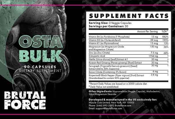 OstaBulk from BrutalForce