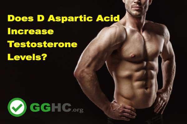 D Aspartic acid testosterone