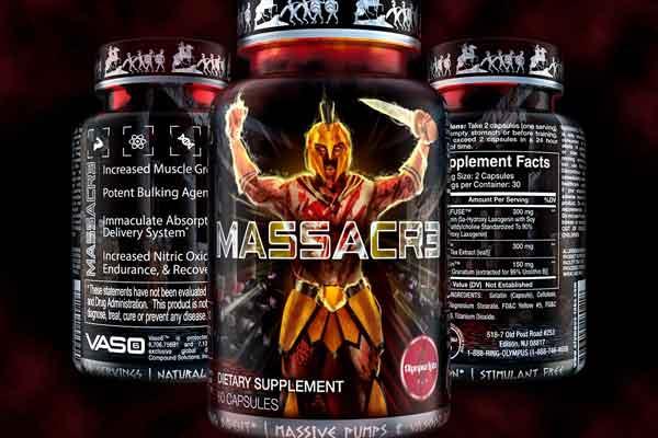 Massacr3 review